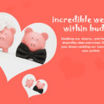 How to plan an incredible wedding within budget?