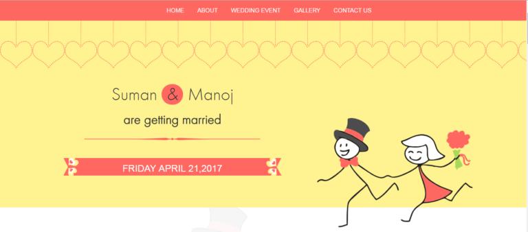Suman weds Manoj