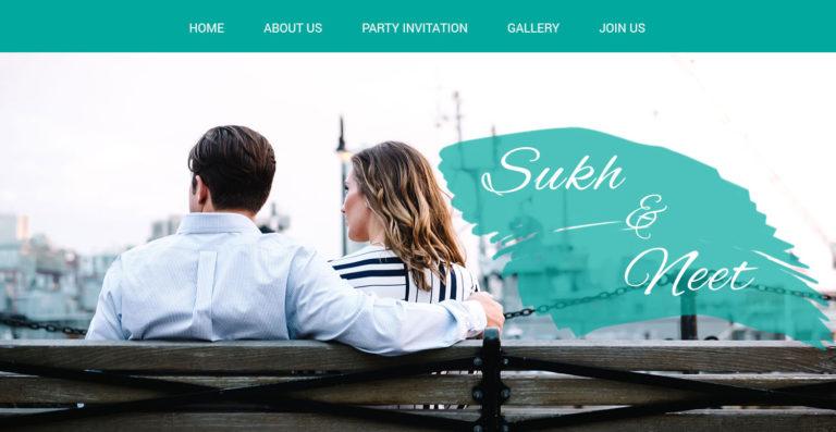Online Wedding Invitations India