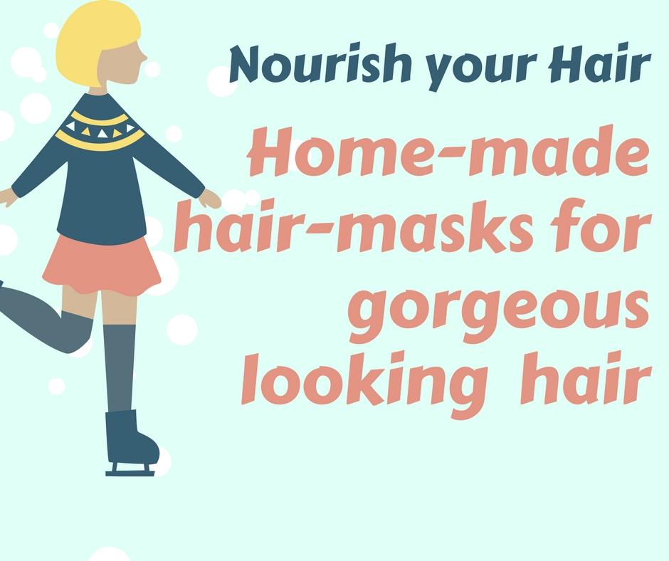 Home made Hair Masks