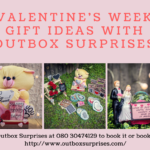 Valentine's Week Gift Ideas with Outbox Surprises