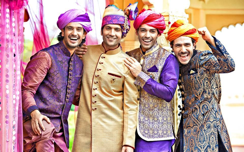 Stylish Outfit Ideas for Veerey Di Wedding (Brother-Of-The Groom)