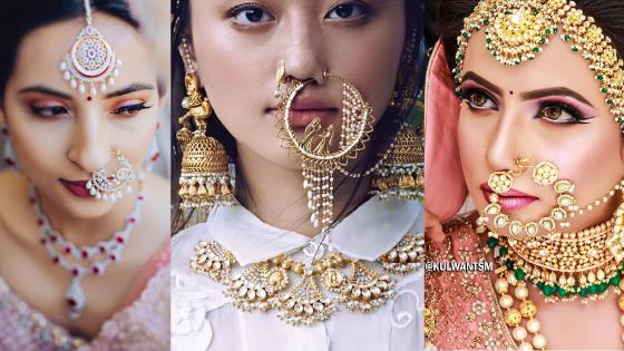Bridal Nath Designs