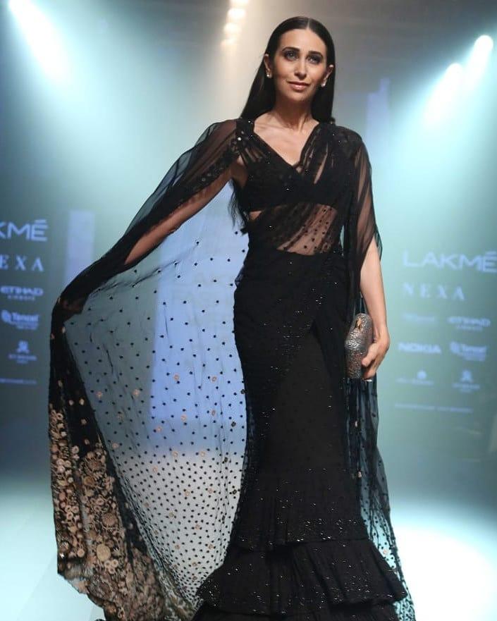 Karishma Kapoor at LFW2018