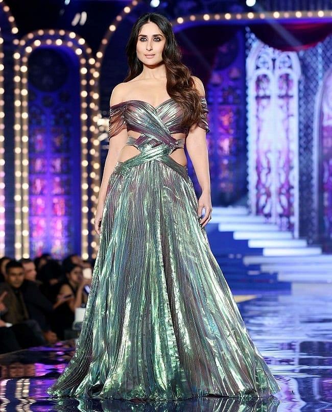 Kareena Kapoor Khan for Lakme Fashion Week
