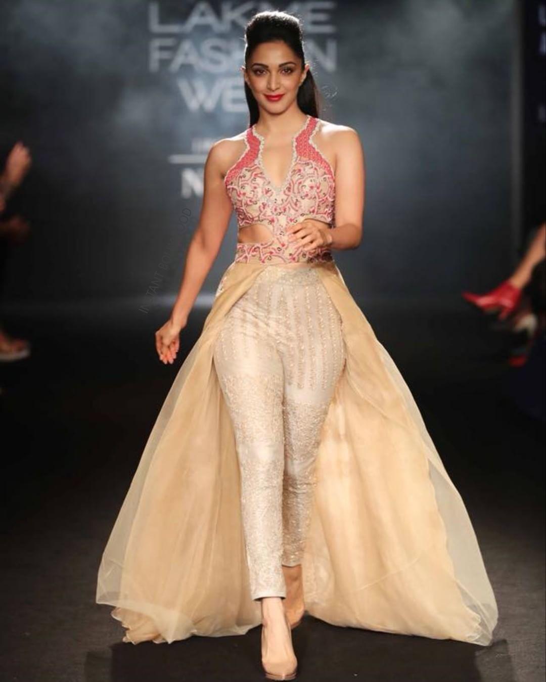 Kiara Advani at LFW2018