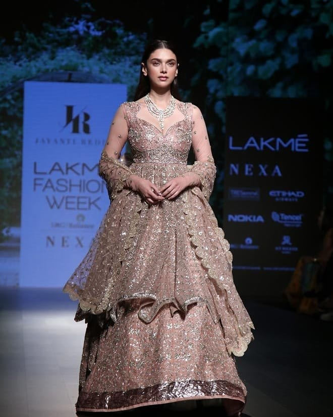 Aditi Rao Hydari at LFW2018