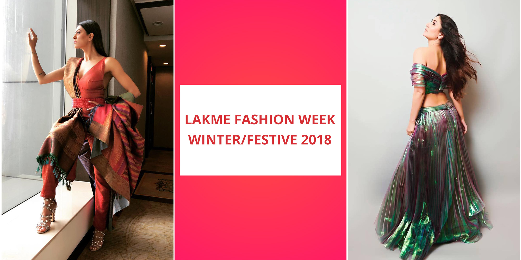 Featured Image of Lakme Fashion Week2018