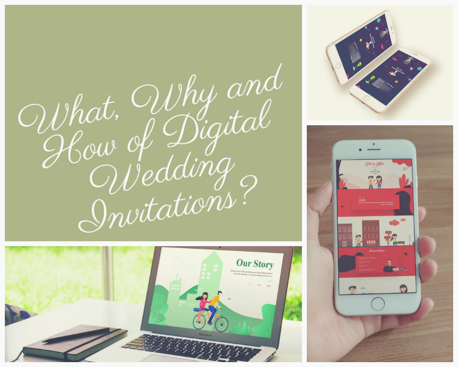 Eccezionale What, Why and How of Digital Wedding Invitations? OZ33