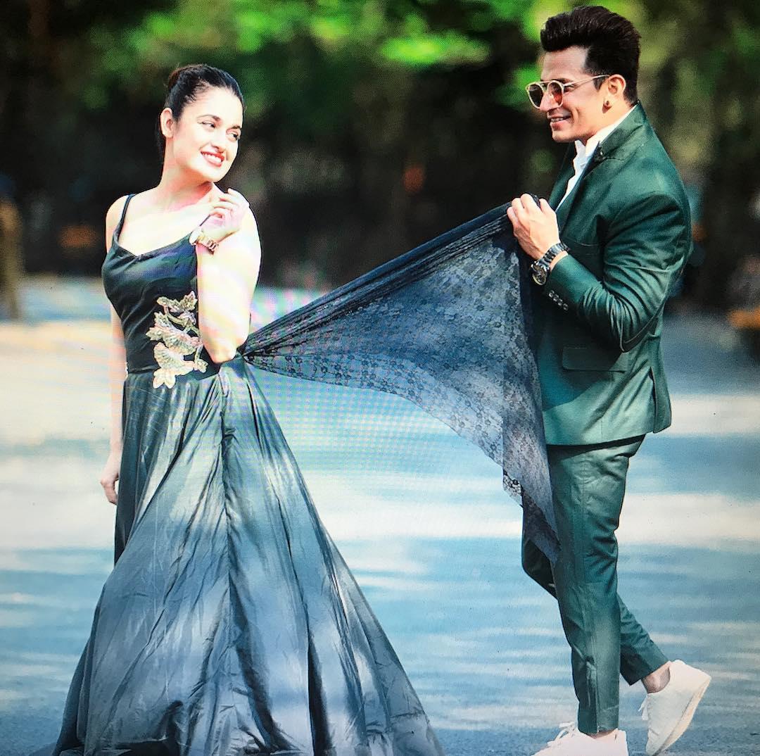 Prince Narula & Yuvika Chaudhary
