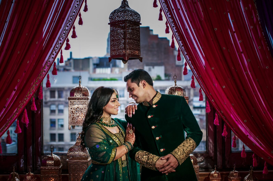Anjali & Hiral wedding