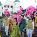 Mehendi & Haldi Ceremony