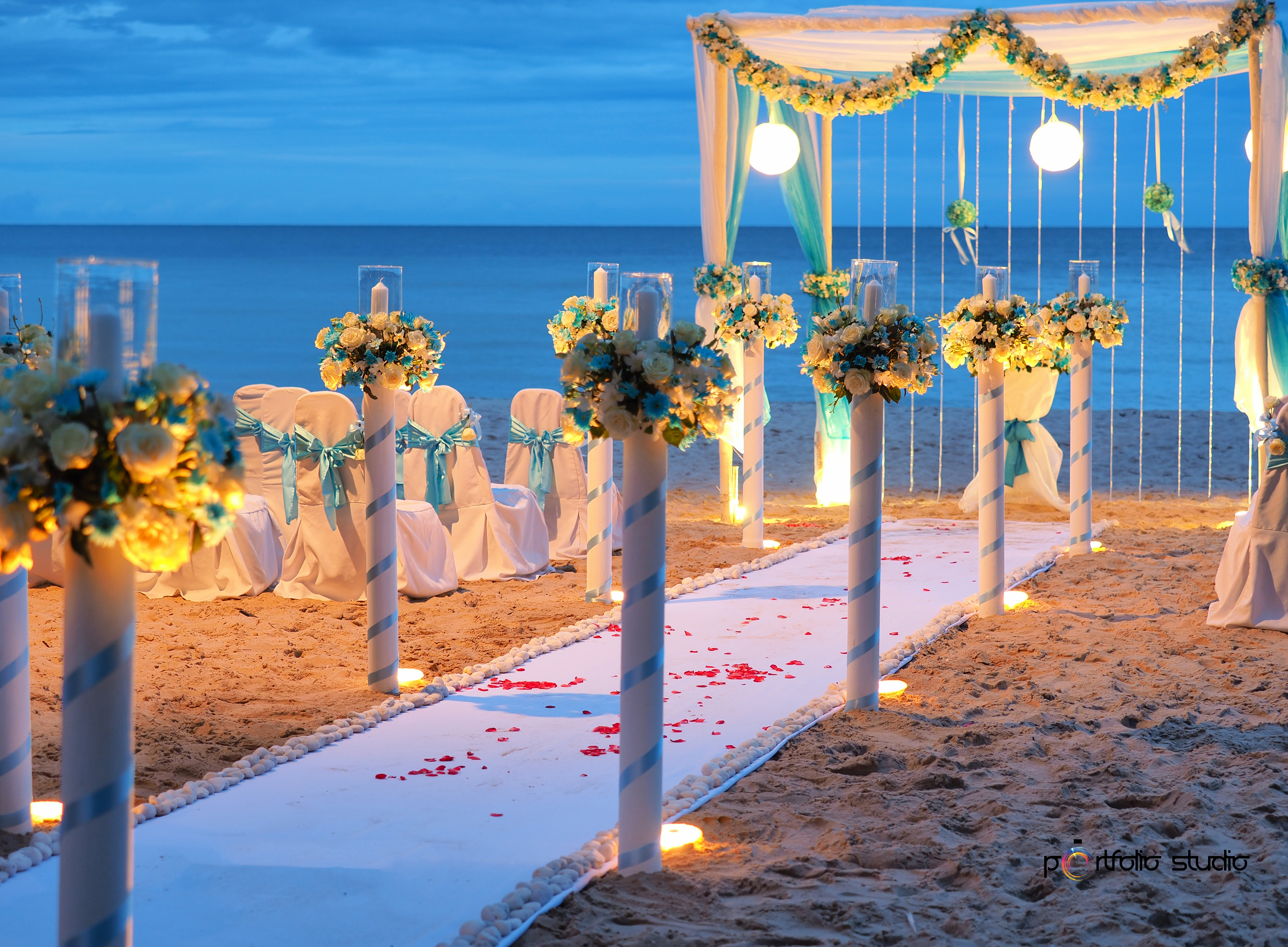 Outdoor Wedding Theme