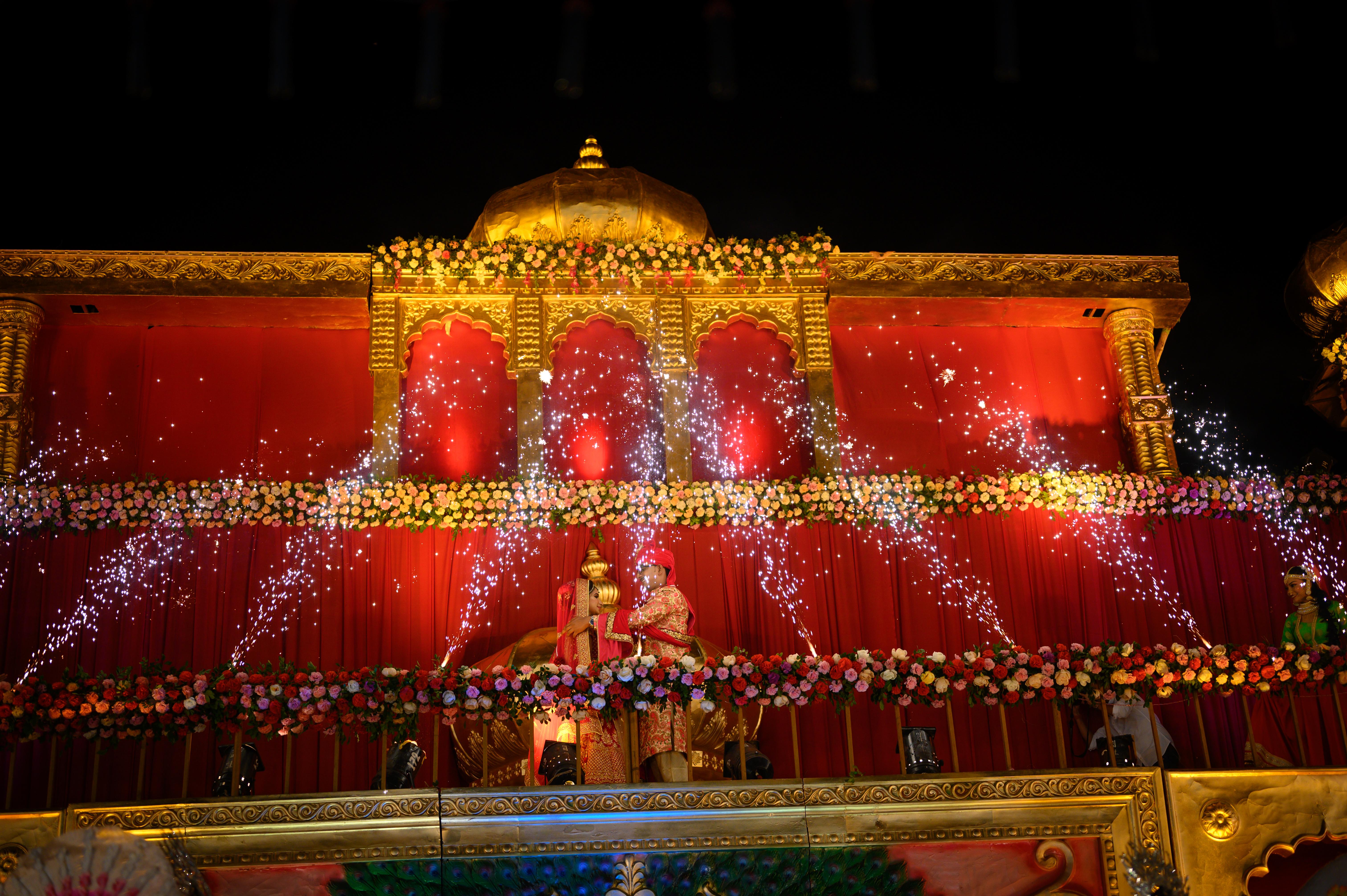 Big fat Indian Wedding Photos